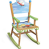 Teamson - Transportation Rocking Chair - Saks Fifth Avenue Mobile