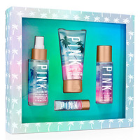 Limited Edition Lost in Love Spring Break Beach Kit - PINK - Victoria's Secret