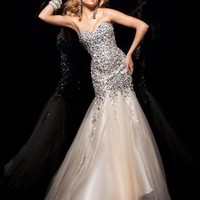 Tony Bowls Paris 113720 at Prom Dress Shop