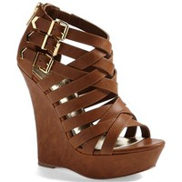 Kendall & Kylie for Madden Girl 'Fortune' Wedge Sandal | Nordstrom