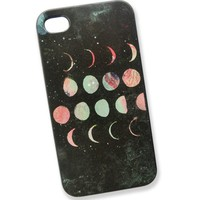 Eclipse Of The Moon Frosted Phone Case For iPhone