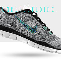 Bling Nike 5 Flash