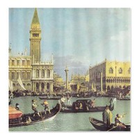 Venice - The Canale di San Marco> Shower Curtains> Beautiful Homes