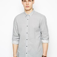 Esprit Shirt With Geometric Print