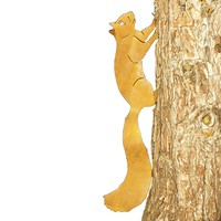 Tree Hugger Squirrel