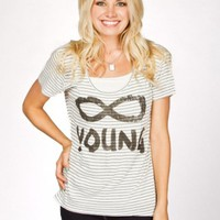 TEN SIXTY SHERMAN INFINITY GRAPHIC TEE