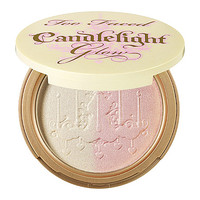 Too Faced Candlelight Glow Highlighting Powder Duo (0.35 oz Candlelight Glow Highlighting Powder Duo)