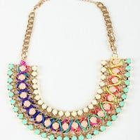 Tasteful Maker Necklace