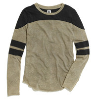 NSF® RIGGINS VARSITY STRIPED TEE