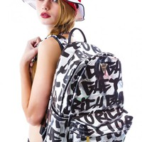 Ghetto Graffiti Backpack