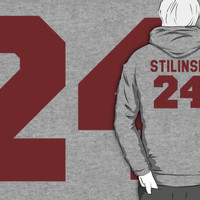 Stilinski 24- Specifically for Hoodies and Stickers