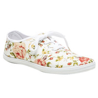Printed Tennis Shoe | Wet Seal