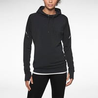 Nike Dri-FIT Wool Women's Training Hoodie - Black
