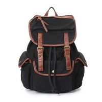 Stylish canvas backpacks for back to school unisex by Ubackpack