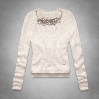 Jorie Necklace Sweater