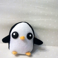 Gunter Penguin Plush