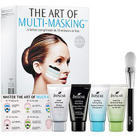 Sephora: boscia : The Art Of Multi-Masking™ Kit : skin-care-sets-travel-value