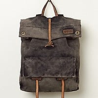 Womens Santa Cruz Backpack - Washed Black, One
