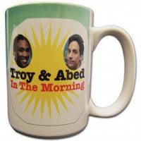 Community Troy and Abed Mug | Community Mug - NBC Store