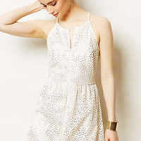 Wheeling Perforated Dress