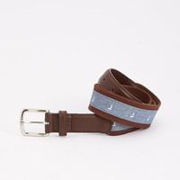 Fabric Interest Surcingle Belt