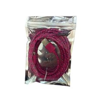 Cable USB Charger Sync Cord 10 Feet for iPhone 5 (Rose)