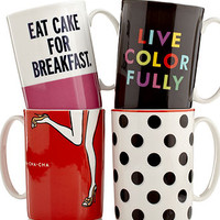 kate spade new york Mugs Collection