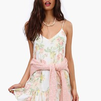 Everbloom Floral Dress