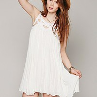 Free People FP ONE Paisley Vine Dress