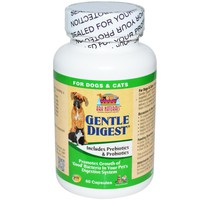 Ark Naturals, Gentle Digest, Includes Prebiotics & Probiotics, 60 Capsules - iHerb.com