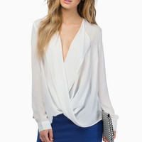 Misty Haze Blouse $35