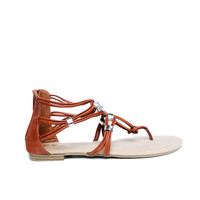Papaya Clothing Online :: BOHO STRING SANDALS