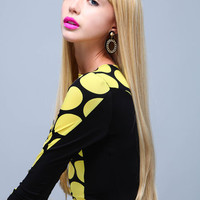 LONG STRAIGHT HAIR SYNTHETIC FULL WIG