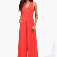 Piano Bar Jumpsuit