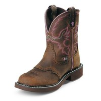 Justin Women's Gypsy Work Boot Round Steel Toe
