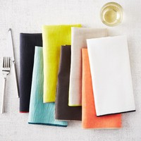 Border Stitch Napkin Set