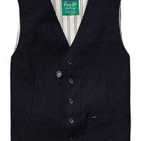 Tailored fit gilet - Scotch & Soda