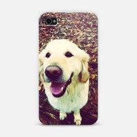 Lovely dog Blue | Design your own iPhonecase and Samsungcase using Instagram photos at Casetagram.com | Free Shipping Worldwide✈