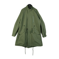 Natural High Neck Anorak Jacket