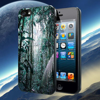Forest pattern 2 Accsessories,iPhone 4/4S,iPhone 5/5S/5C,Samsung Galaxy S3/S4,iPhone Case, Samsung Galaxy Case,Rubber Case