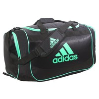 adidas Defender Medium Duffel, One Size/13 x 24 x 12-Inch