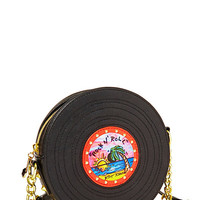 RETRO RECORD CROSSBODY