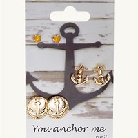 Anchor Studs Trio