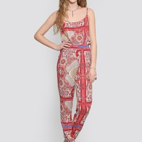 BALI NIGHTS JUMPSUIT