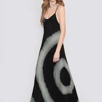 END OF THE ROAD MAXI DRESS