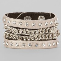BKE Center Chain Bracelet