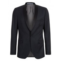 One Button Shawl Lapel Dinner Jacket With Satin collar | Suits | Ben Sherman
