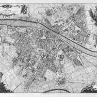 Florence: 1755 - REPRODUCTION MAPS