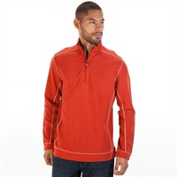 Tommy Bahama Ben and Terry Half-Zip Sweatshirt at Von Maur