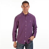 Tommy Bahama Island Modern Fit Gregory Check Shirt at Von Maur